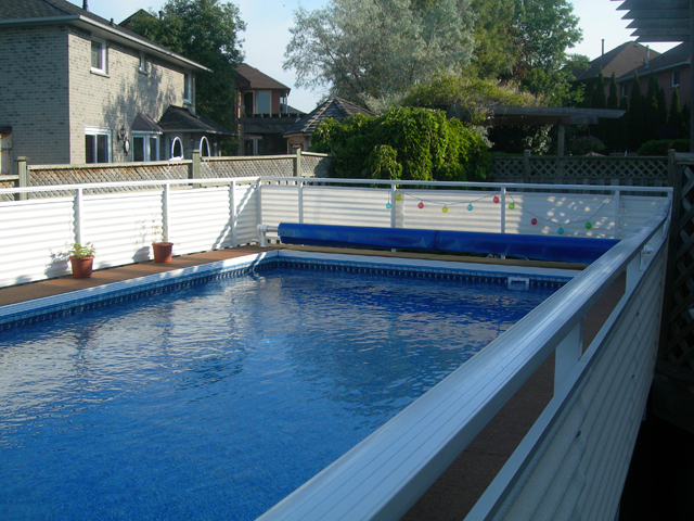 Above ground pool images joy studio design gallery - Swimming pool discounters new castle pa ...